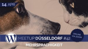 Multilingual WordPress-Meetup Düsseldorf