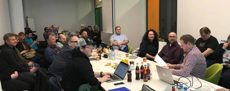 MeetUp #18 – Remoteverwaltung
